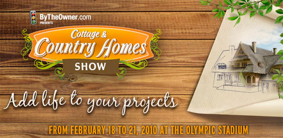 Cottage and Country Homes Show