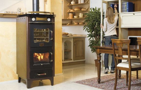 Bakers Oven Wood Cook Stove
